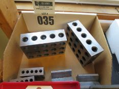Misc. Heavy Duty Drilled and Tapped Blocks