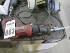 Chicago Electric Power Tools Reciprocating Saw