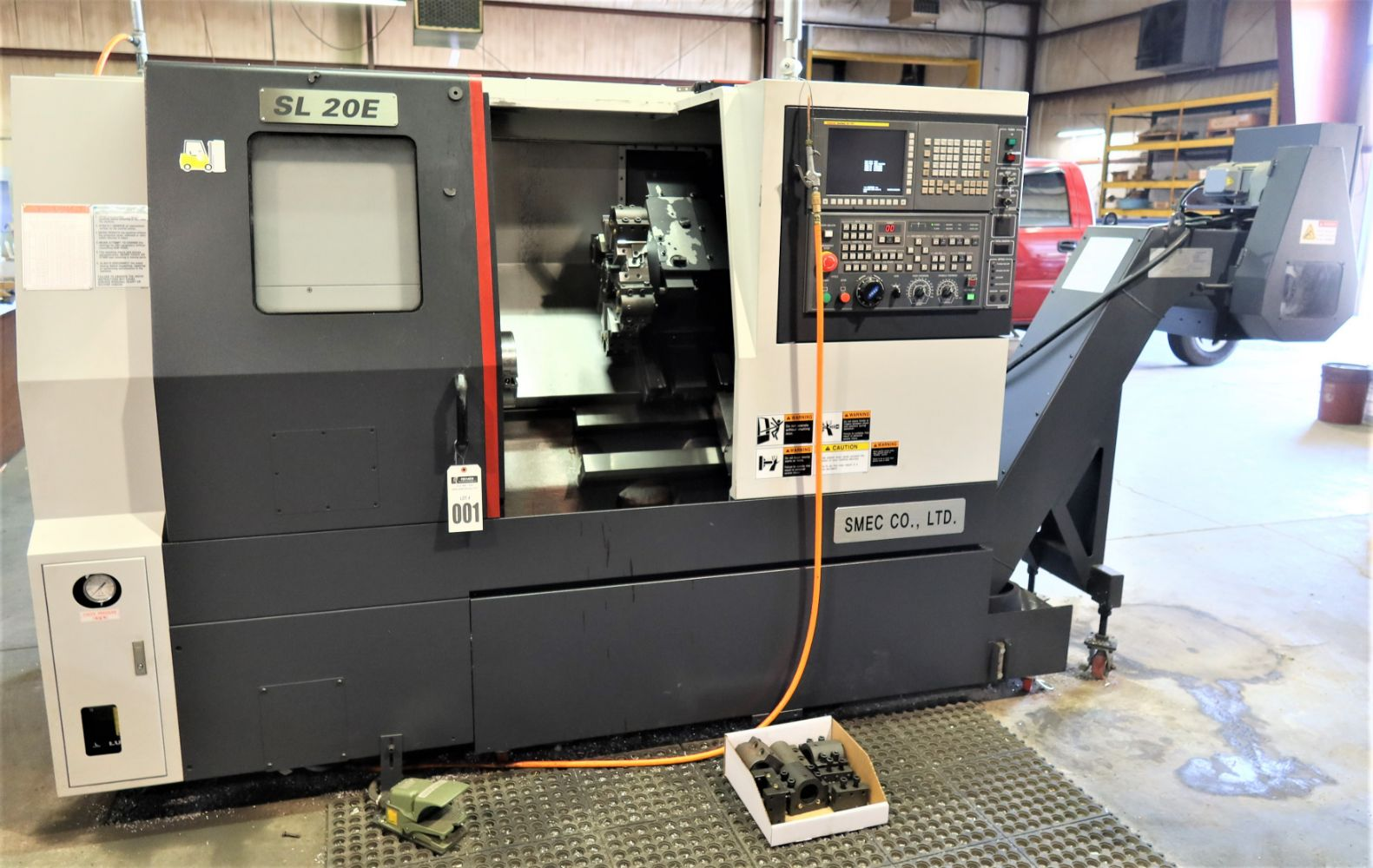 Quality CNC, Inc - Plant Closing - Owner Retiring - Online Public Auction Sales