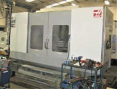 Haas EC-1600YZT CNC 4-Axis Horizontal Machining Center with Extended Z Travel, S/N 2052098, New 2008
