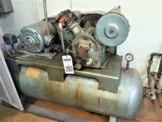 Ingersoll Rand T30 Tank Mounted Air Compressor Model 253, S/N 335777