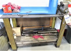 Work Bench, no vice