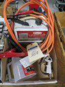 Dayton 10amp Battery Charger and misc. air tools