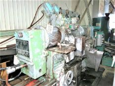 """6""""x51"""" Hey #3 Double End Facing & Centering Machine, S/N 2827-757"""