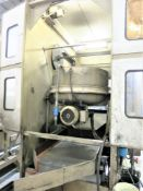Rotofinish Model RM-6A Centrifugal Disc Finisher, S/N RM-6A-99-A2, New 1999