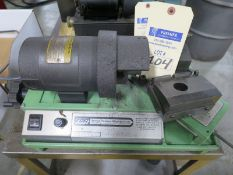 TDR Drill Point Grinder with Attachments, SN 82B574