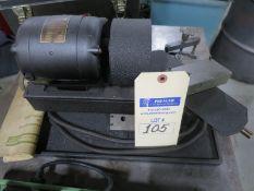 Service R&D Drill Point Grinder