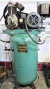 Speedaire 5HP 1Z724 Air Compressor