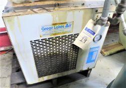 Great Lakes GRF-40 Air Dryer, SN 17349-1