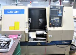 Miyano LE-31 CNC Lathe, S/N L310085