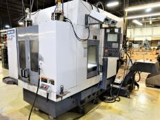 Mori Seiki CV-500 CNC Pallet Changer Drill Tap Center, S/N 144, New 1998