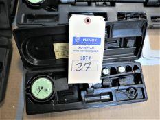 """Sunnen CR-4000 6"""" Dial Bore Depth Gage, Dia Range 0.495-0.75"""""""
