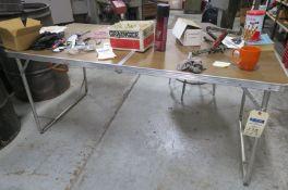 (3) Folding Tables
