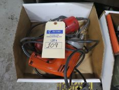 """Electric drill and 3/8"""" Reversing Drill"""