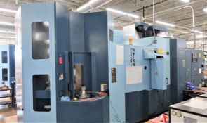 Matsuura Cublex-42 CP24 5-Axis CNC Machining Center, S/N NL301120904, New 2009