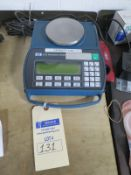 GSE 672 Precision Parts Counting Scale, SN 158902