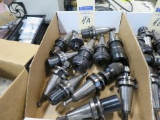 (12) BT 40 Taper Tool Holders