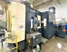 "20""x20"" Pallet Makino A71 CNC 4-Axis Precision Horizontal Machining Center, New 2004"