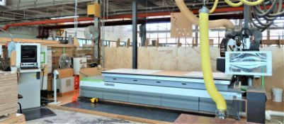 Biesse Rover A 3.40 FT 3-Axis CNC Router, S/N 06760, New 2008