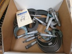 Lot of Misc. micrometers