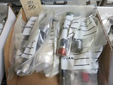 Lot of Thread Gages
