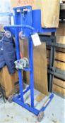 Vestil manufacturing Die Lift Cart Model LLPW-500-FW, SN S274176