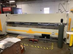 Ras Flexibend 73.40 CNC Folding Machine, S/N 6567, New 2015