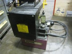 Hytec (SPX) Model 100186 Electric/Hydraulic Two-Stage, S/N 1001X99054, New 2002