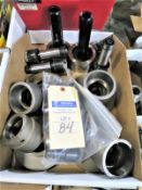 Misc. gages and Tapered Collet Holders