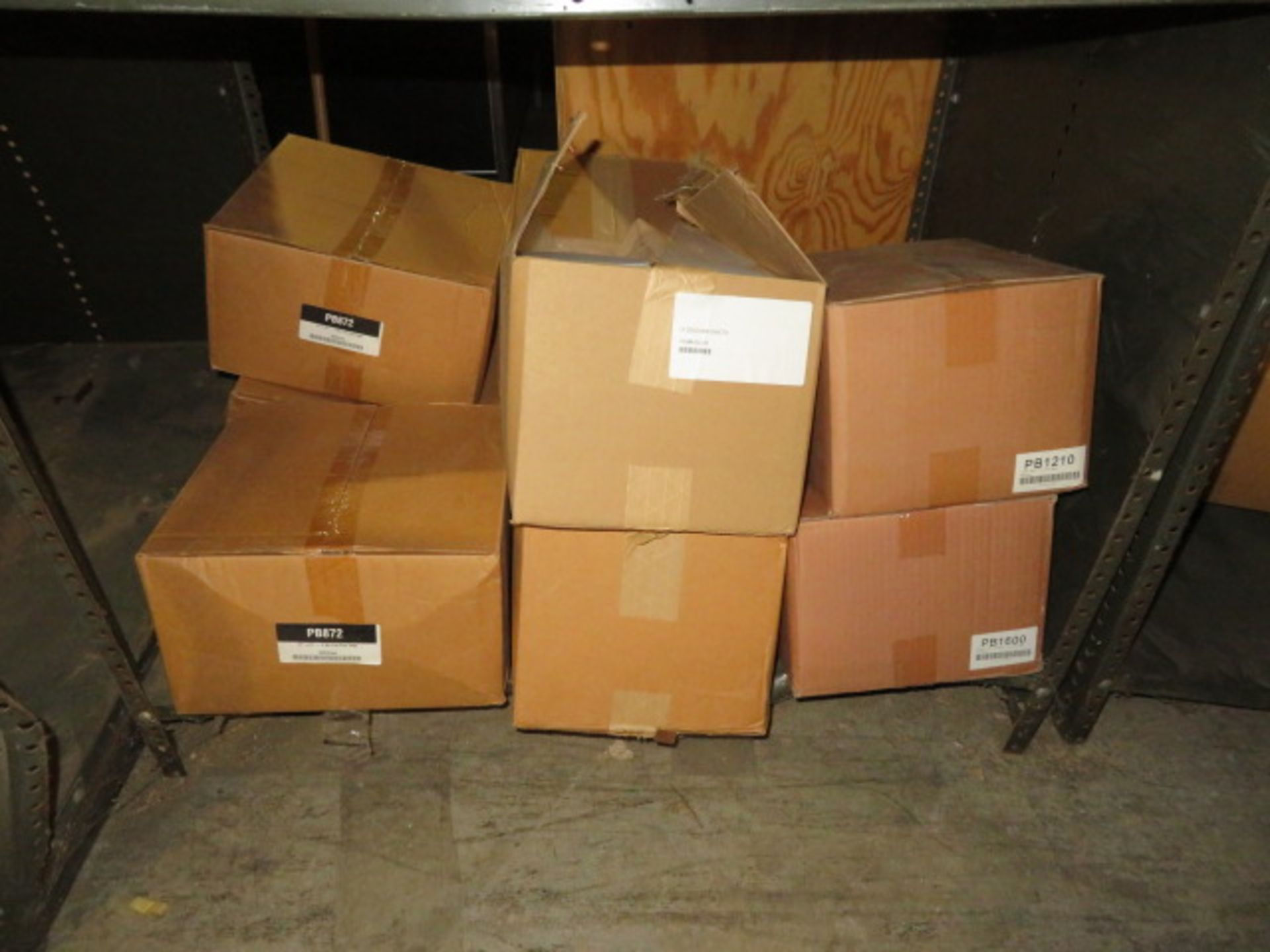 (37) BOXES OF ASST PLASTIC BAGS & 1 BOX OF POLY TUBING - Image 4 of 4