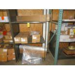 (6) ROLLS OF LARGE POLY BAGS-51X49X97, 30X26X60, 20X10X36, 46X36X61-INCHES