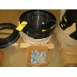 (7) 3/4 IN X .020 STEEL STRAPPING COILS W/ STEEL SEALS