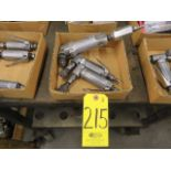 (3) INGERSOLL-RAND RIGHT ANGLE DIE GRINDERS