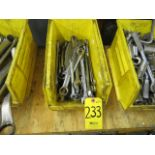 ASSORTED WRENCHES