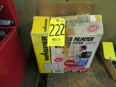 WAGNER 317E POWER PAINTER SYSTEM