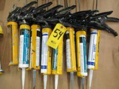(8) Dripless HR300 Industrial Grade High Ratio Adhesive Applicator