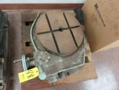 15 IN. ROTARY TABLE