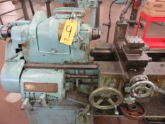 SOUTH BEND CL 2C1 TURRET LATHE, S/N 6975HKT 11, COLLET SPDL. W/QUICK CHANGE LEVER, TOOL POST...