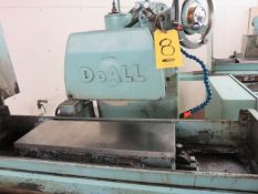 DOALL D824-12 AUTO HYDRAULIC SURFACE GRINDER, S/N 222-75394, 8 IN. X 24 IN. ELECTRO-MAGNETIC CHUCK