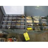 HUOT 4-DR CABINET W/CARBIDE INSERTS