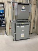REX Isolation Transformer, 75 KVA, 480 Delta Primary, 380/220 Secondary