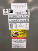 Bruce Isolation Transformer, 145 KVA, 480 Delta Primary, 400Y/231 Secondary