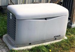2016 Kohler Stand By Generator, Model 20RESC, 75A, 18 kW