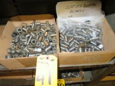 (2) BOXES OF DRILL BUSHINGS