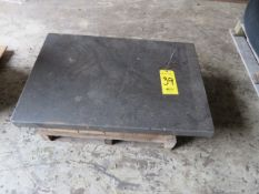 24 IN. X 36 IN. GRANITE SURFACE PLATE