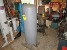 VERTICAL AIR STORAGE TANK