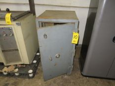 SINGLE DOOR SAFE (NO COMBINATION)
