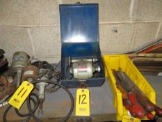 DUMORE NO. 14-011 TOOL POST GRINDER