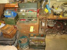 (3) CRAFTSMAN TOOL BOXES W/CONTENTS…