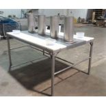 S/S trim or Bagging Table